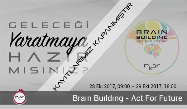 Brain Building - Act For Future