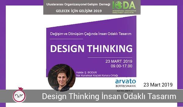 Design Thinking İnsan Odaklı Tasarım